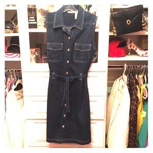 Jeans denim dress